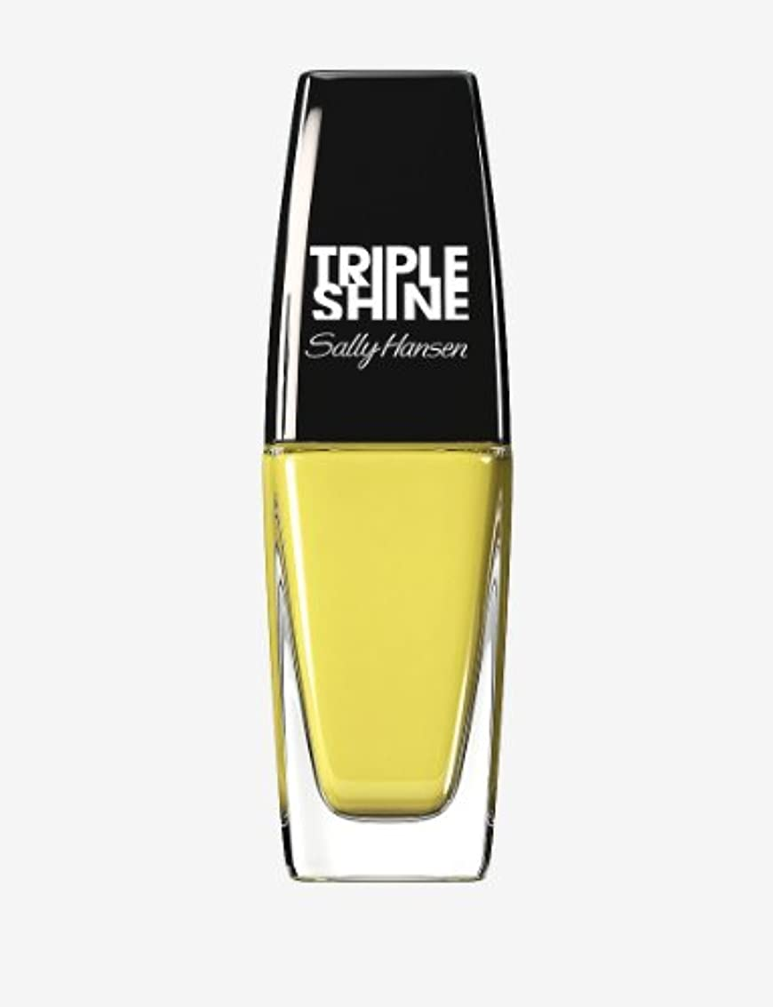 政治家寝具費やすSALLY HANSEN Triple Shine Nail Polish - Statemint (並行輸入品)