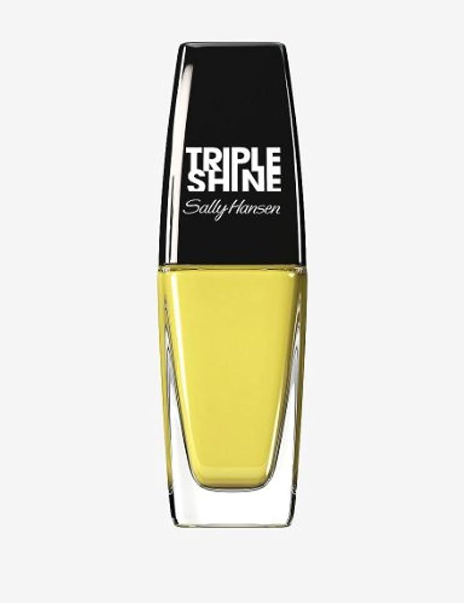 シリング経歴粘土SALLY HANSEN Triple Shine Nail Polish - Statemint (並行輸入品)