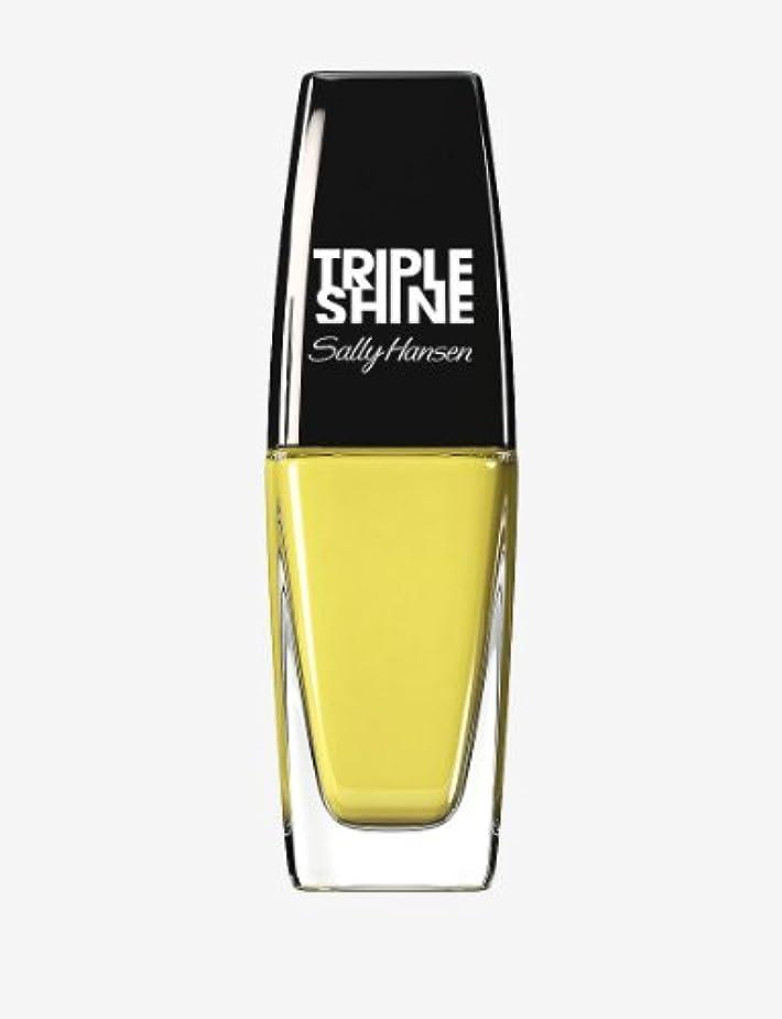 協同フライカイト動機付けるSALLY HANSEN Triple Shine Nail Polish - Statemint (並行輸入品)