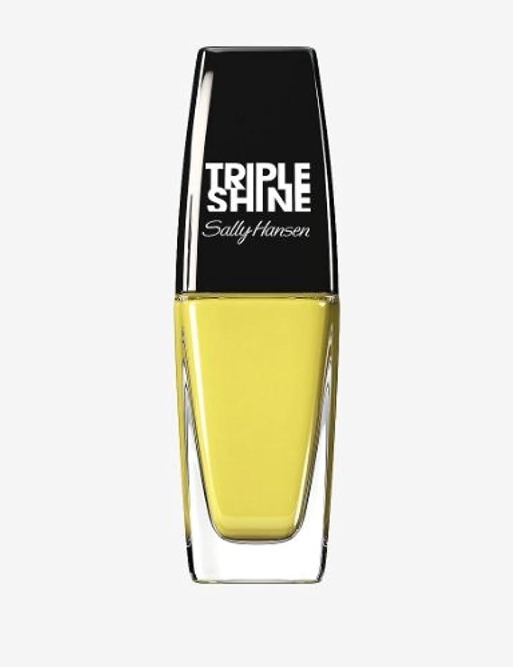 原子妖精音SALLY HANSEN Triple Shine Nail Polish - Statemint (並行輸入品)