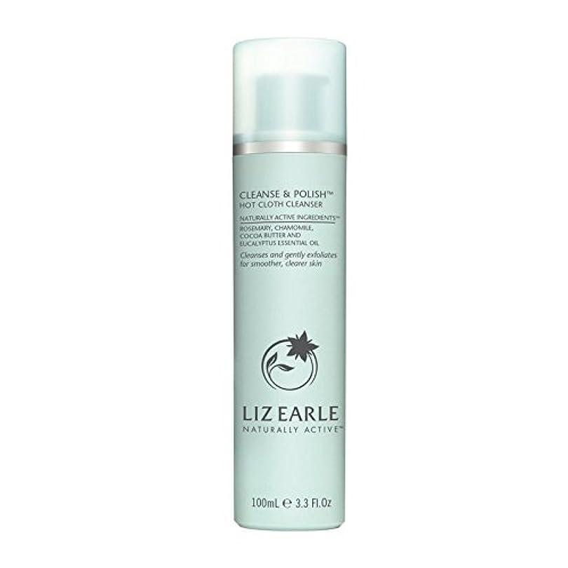 キー薬を飲む鏡Liz Earle Cleanse & Polish 100ml (Pack of 6) - リズ?アール浄化&ポリッシュ100ミリリットル x6 [並行輸入品]