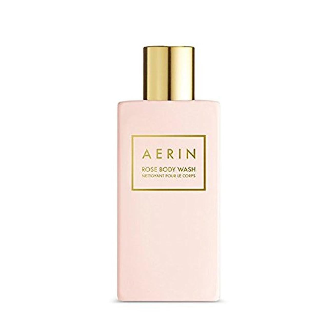 浴室治す唇AERIN Rose Body Wash(アエリン ローズ ボディー ウオッシュ) 7.6 oz (225ml) by Estee Lauder