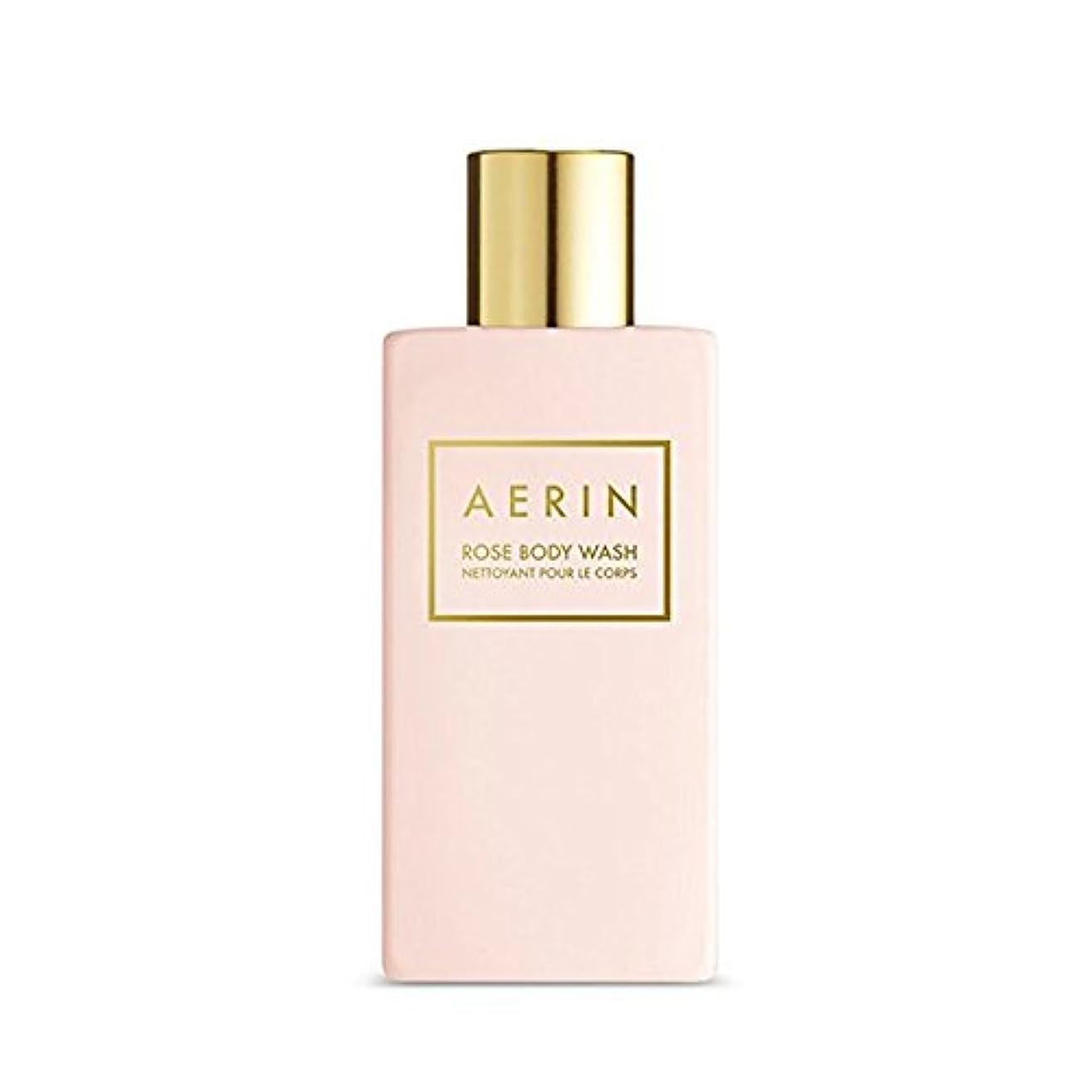 安定した性的AERIN Rose Body Wash(アエリン ローズ ボディー ウオッシュ) 7.6 oz (225ml) by Estee Lauder
