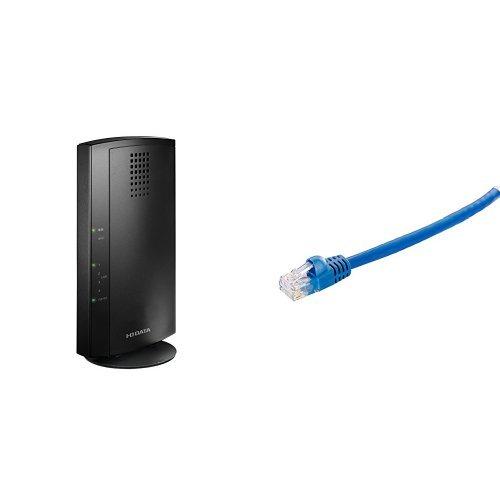 IODATA WN-AC1167R 無線LANルーター IEEE802.11ac/n/a/g/b