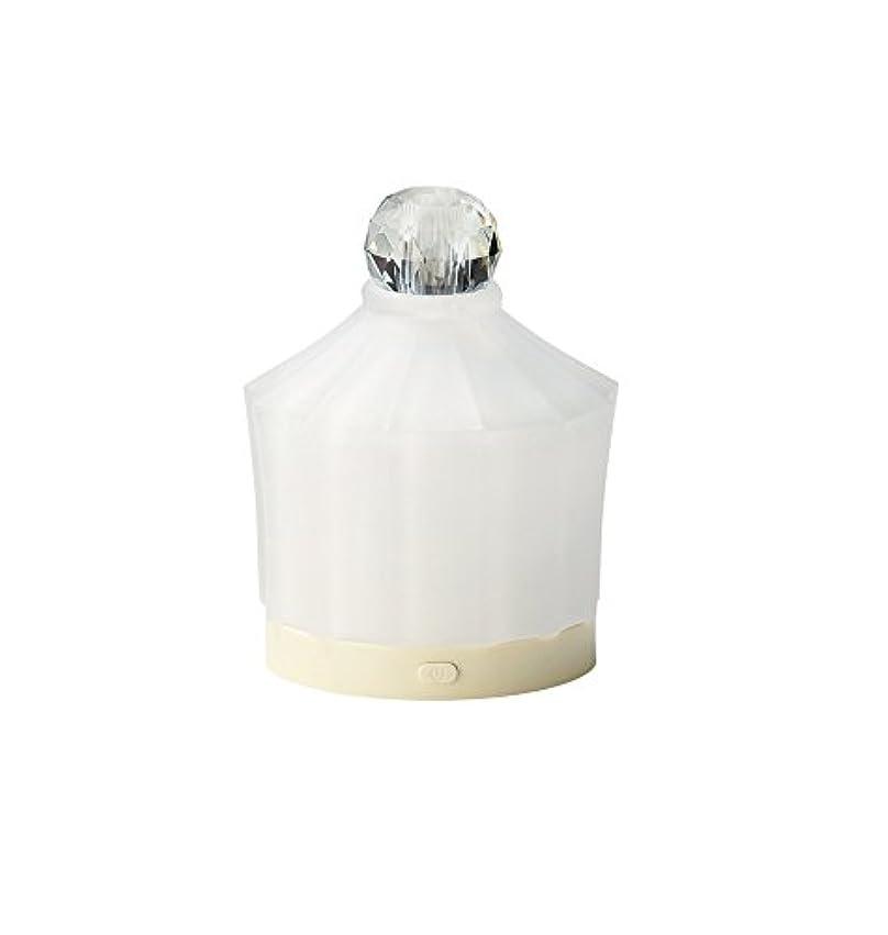 ライター明示的に立方体ラドンナ アロマディフューザー エタニティミニ ADF12-JWM ホワイト