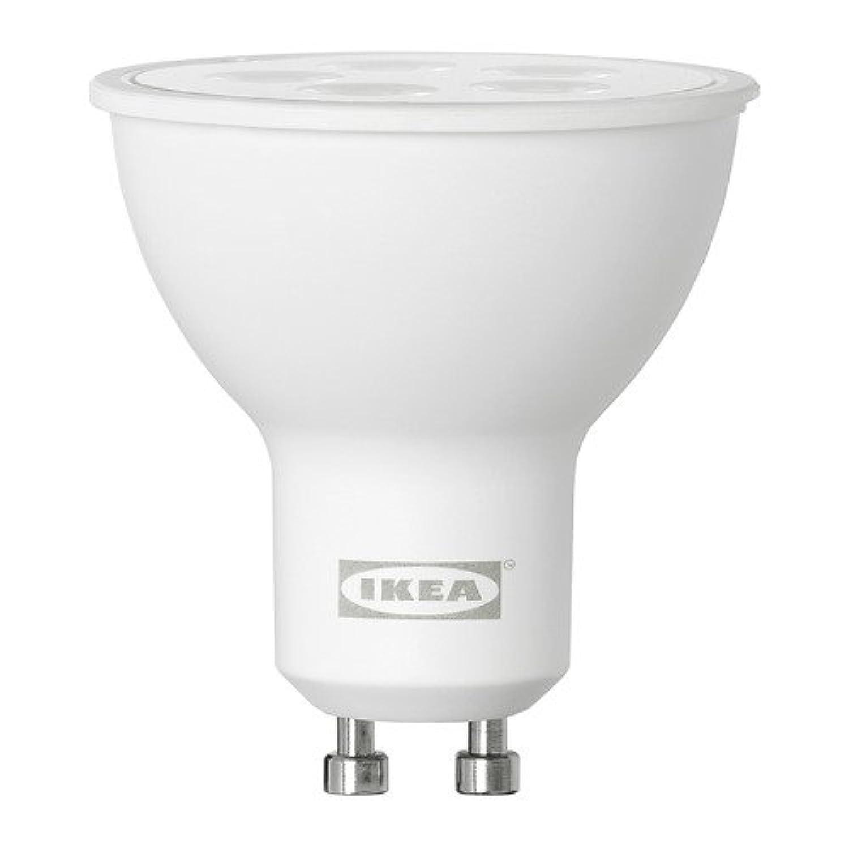 TRADFRI トロードフリ LED電球 GU10 400ルーメン, ワイヤレス調光 電球色 温白色 503.652.62