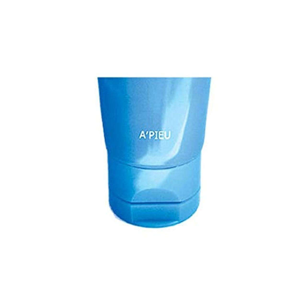 効果的にコンテストアンデス山脈オピュディープクリーンフォームクレンザー130mlx2本セット韓国コスメ、A'pieu Deep Clean Foam Cleanser 130ml x 2ea Set Korean Cosmetics [並行輸入品]