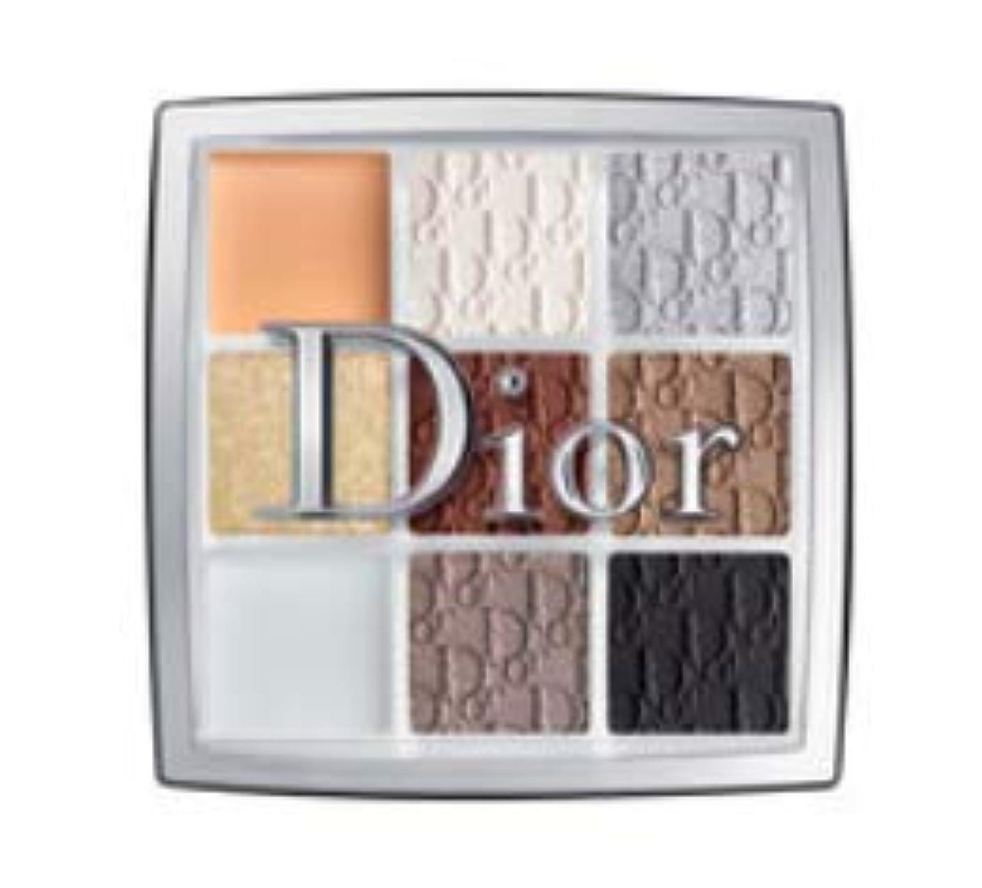 橋脚違う出血Dior(ディオール)ディオール バックステージ カスタム アイ パレット (001 ユニバーサル (スモーキー))