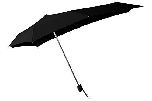 【正規輸入品】 センズ スマート S 全14色 折りたたみ傘 手開き ブラック アウト 8本骨 耐風傘 SZ-006BO