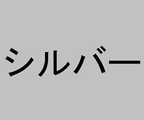 汎用 フレキシブル エア インテーク ダクト ホース 【ADVANTAGE】 車 パイプ ファンネル クリーナー (b . シルバー)