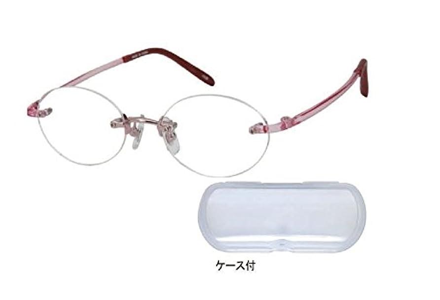 偏心不均一ストリーム老眼鏡 GZ-04 +3.00