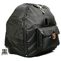 剣道屋 少年用ナイロンリュックタイプ 黒