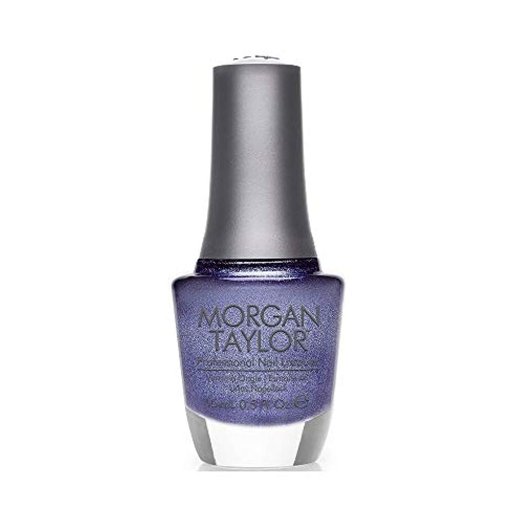 ホイール上げる準備ができてMorgan Taylor - Professional Nail Lacquer - Rhythm and Blues - 15 mL/0.5oz