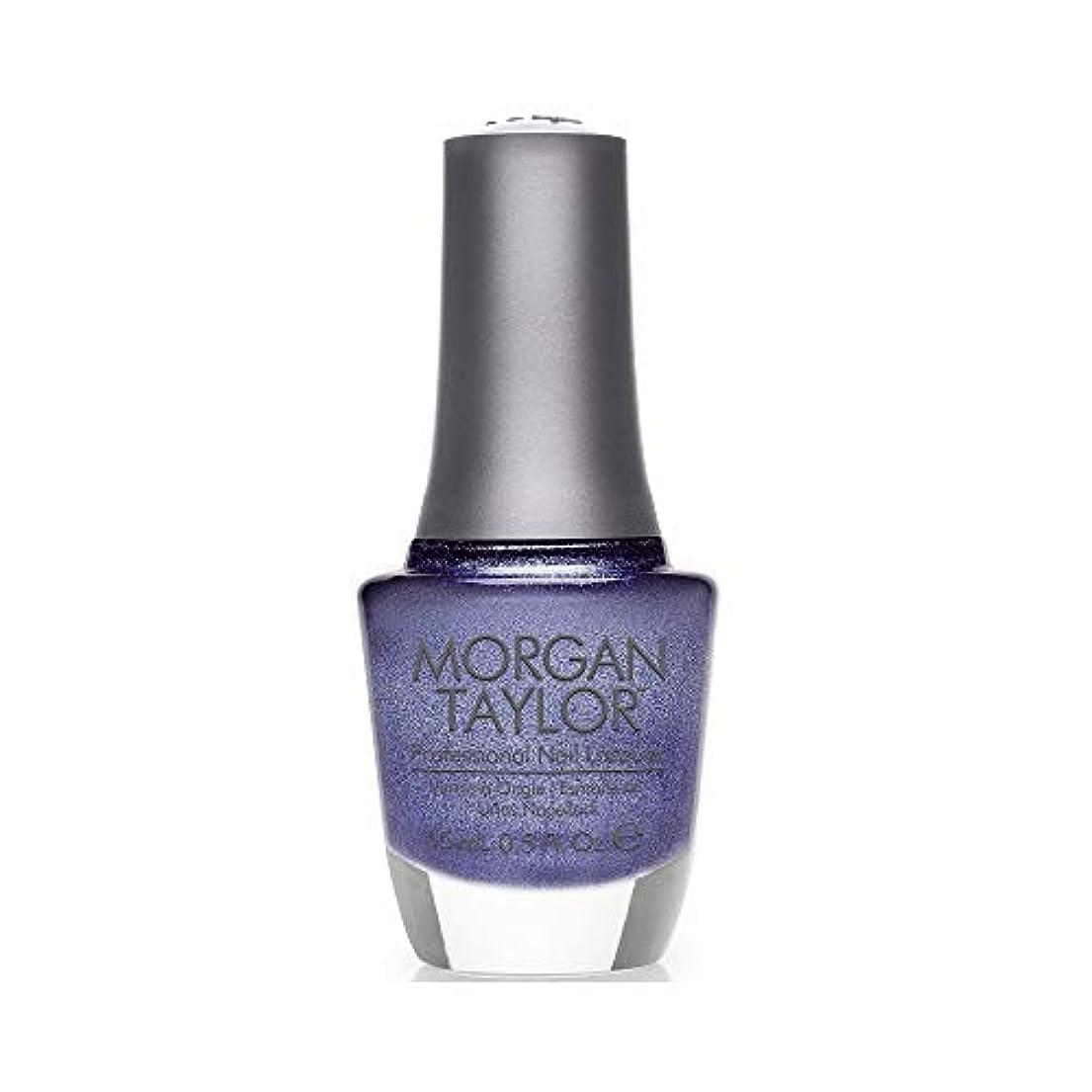 チャンピオンシップ検出器遠近法Morgan Taylor - Professional Nail Lacquer - Rhythm and Blues - 15 mL/0.5oz