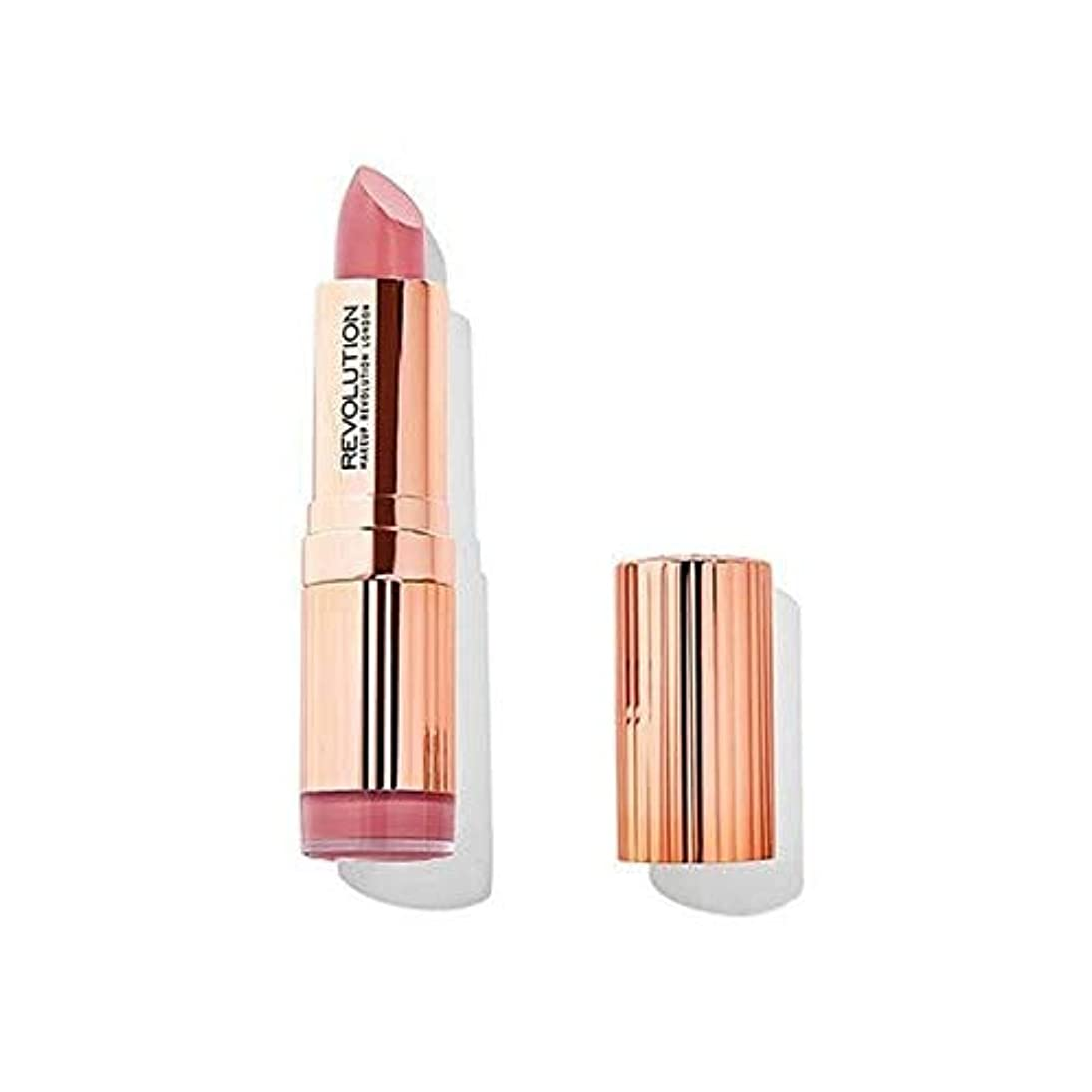 容器時間誘導[Revolution ] ブレンド革命のルネサンス口紅 - Revolution Renaissance Lipstick Blended [並行輸入品]
