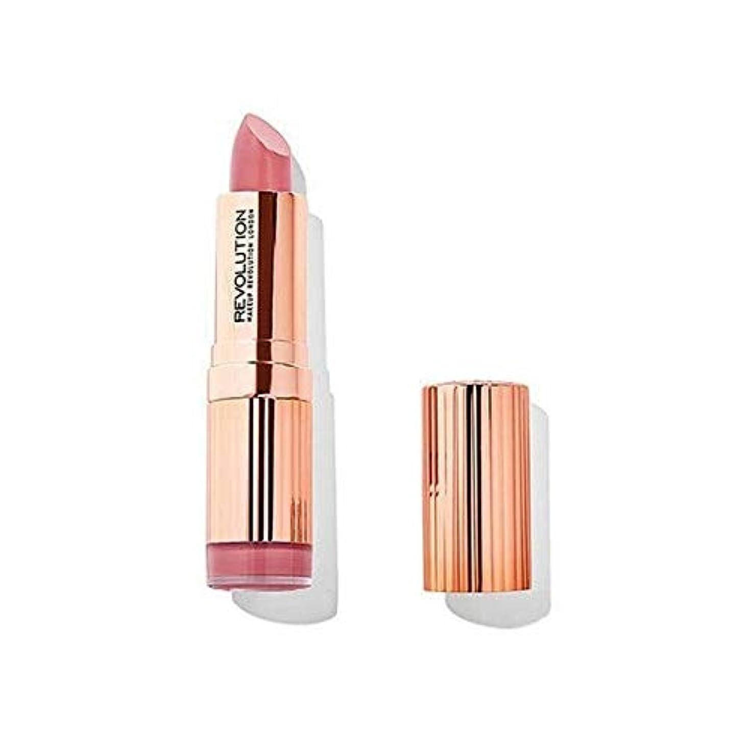 引き潮他にフリッパー[Revolution ] ブレンド革命のルネサンス口紅 - Revolution Renaissance Lipstick Blended [並行輸入品]