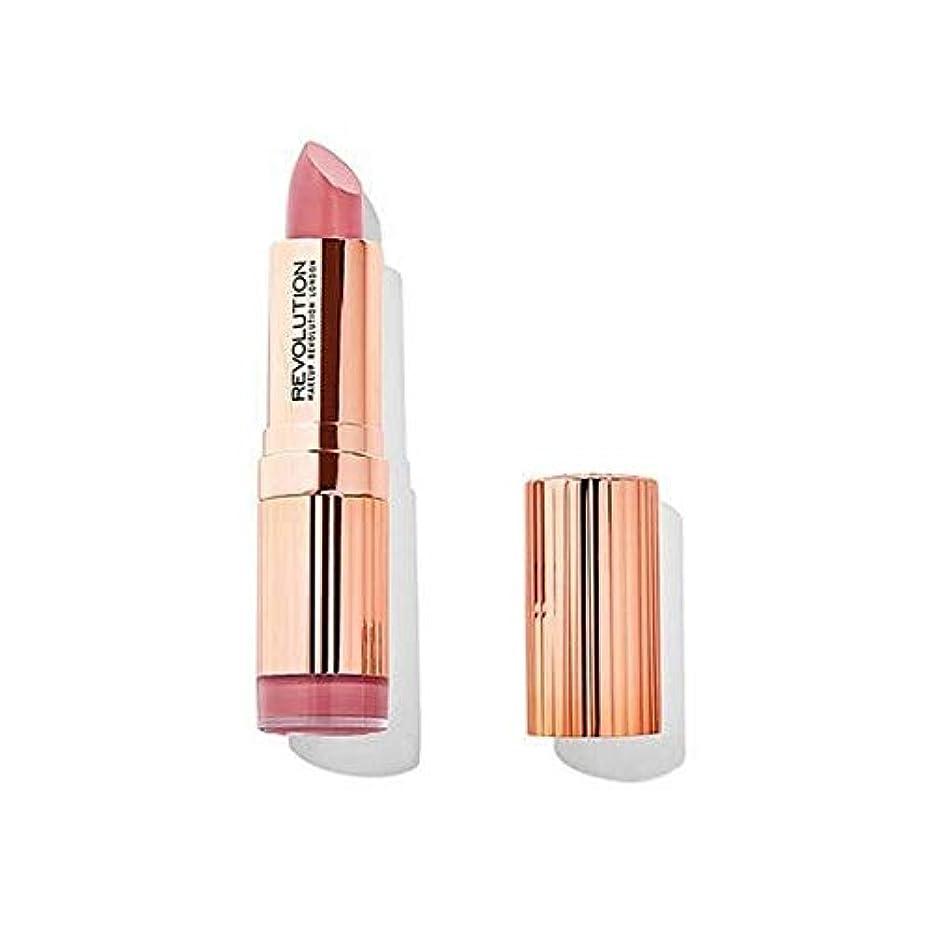 グローブダメージレディ[Revolution ] ブレンド革命のルネサンス口紅 - Revolution Renaissance Lipstick Blended [並行輸入品]