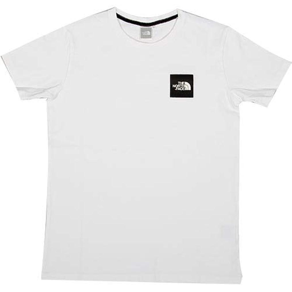 非武装化パトロンマルクス主義者[ノースフェイス] レディース ショートスリーブスモールスクエアロゴティー S/S Small Square Logo Tee ブラック NTW31900 K