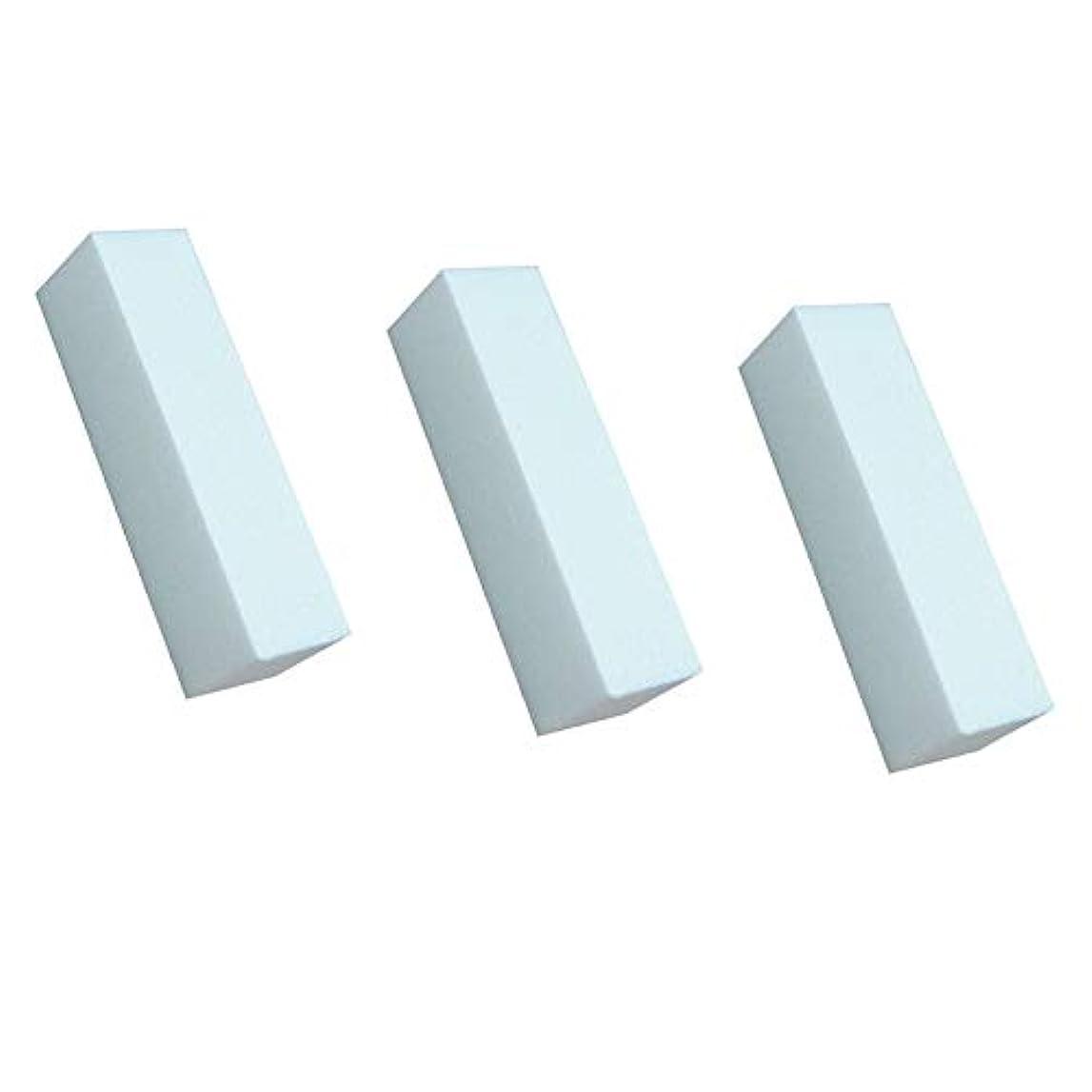 道を作る仮定、想定。推測染色3白いマニキュアバッファ研磨工具研磨ファイルネイルファイルネイルケア美容シート