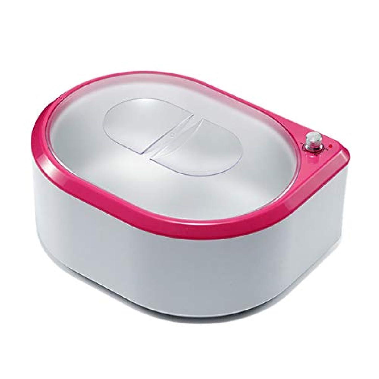 ヒント流地理ワックスヒーター電子温度制御パラフィンスキンケア手ワックスマシンバスタブすすぎ鍋美容院デバイス用ホームとサロン