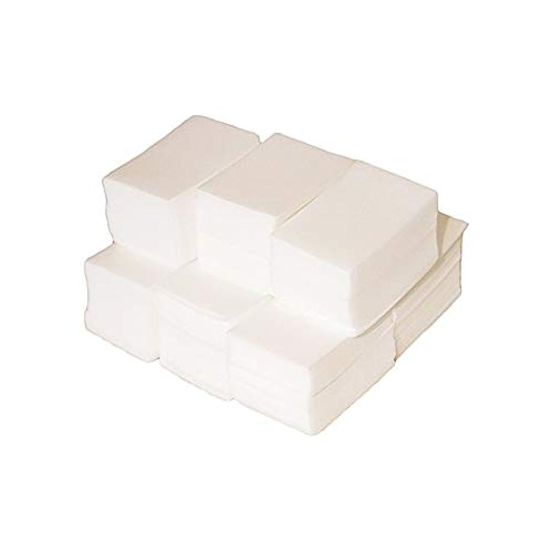 ためらう類似性バック900枚天然素材ジェルネイルマニュキアオフ等にコットンワイプ
