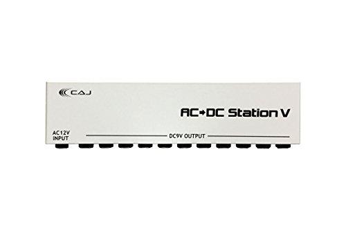 CAJ AC/DC Station V パワーサプライ アダプター&DCケーブル付