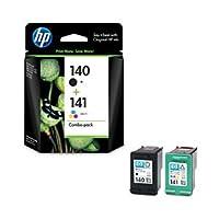 【純正品】 HP インクカートリッジ 4色セット 型番:CN711AA(HP140/141) 単位:1箱(4色セット) ds-1099558