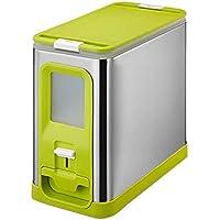 家庭用ライスバケツ防湿と害虫防止穀物容器稲/小麦粉貯蔵ボックス10 / 5KG