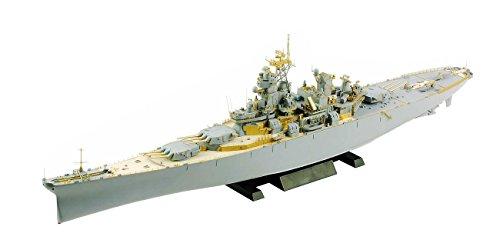 インフィニモデル 1/ 350 米 戦艦ミズーリ1991用ディテールアップ T社用  IM53508 ディテールアップパーツ B