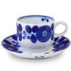白山陶器 ブルーム コーヒーカップ&ソーサー 200ml 生活用品 インテリア 雑貨 キッチン 食器 マグカップ コーヒーカップ ティーカップ top1-ds-1604250-ak [簡易パッケージ品]