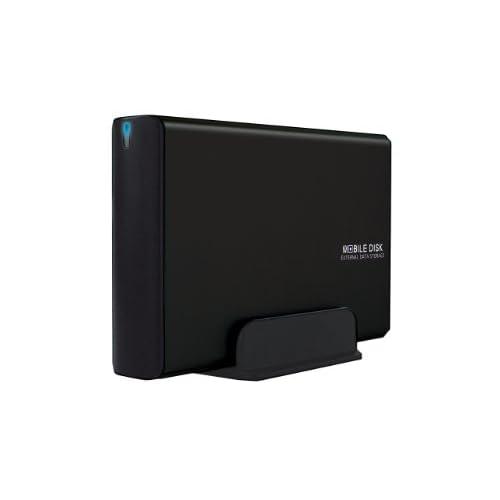玄人志向 HDDケース 外付け USB3.0 USB2.0 3.5型 SATA接続 ハードディスク 電源連動 レグザ アクオス  トルネ インフィニア  動作確認済み GW3.5AA-SUP3/MB