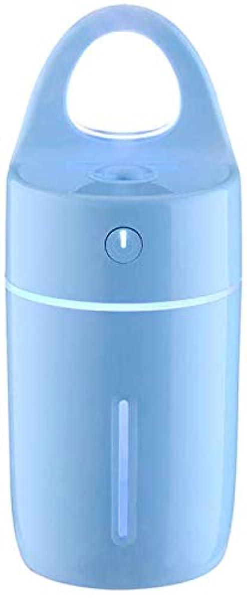 ホテル傀儡戦艦SOTCE アロマディフューザー加湿器超音波霧化技術が内蔵水位センサーエッセンシャルオイル満足のいく解決策 (Color : Blue)