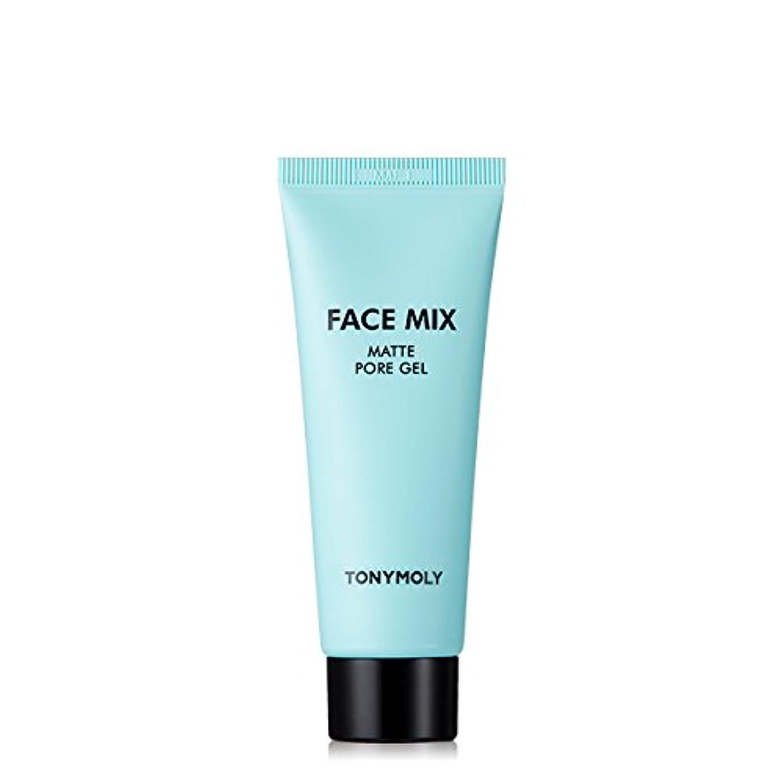 水族館再開マイナーTONYMOLY Face Mix Matte Pore Gel トニーモリーフェースミックスマットポアジェル [並行輸入品]