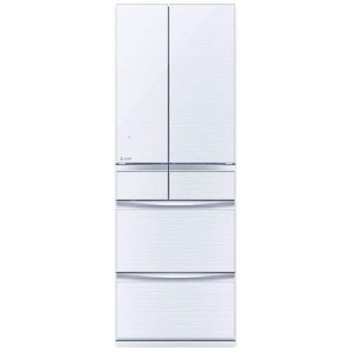 三菱 455L 6ドアノンフロン冷蔵庫 B07MVX38F9 1枚目