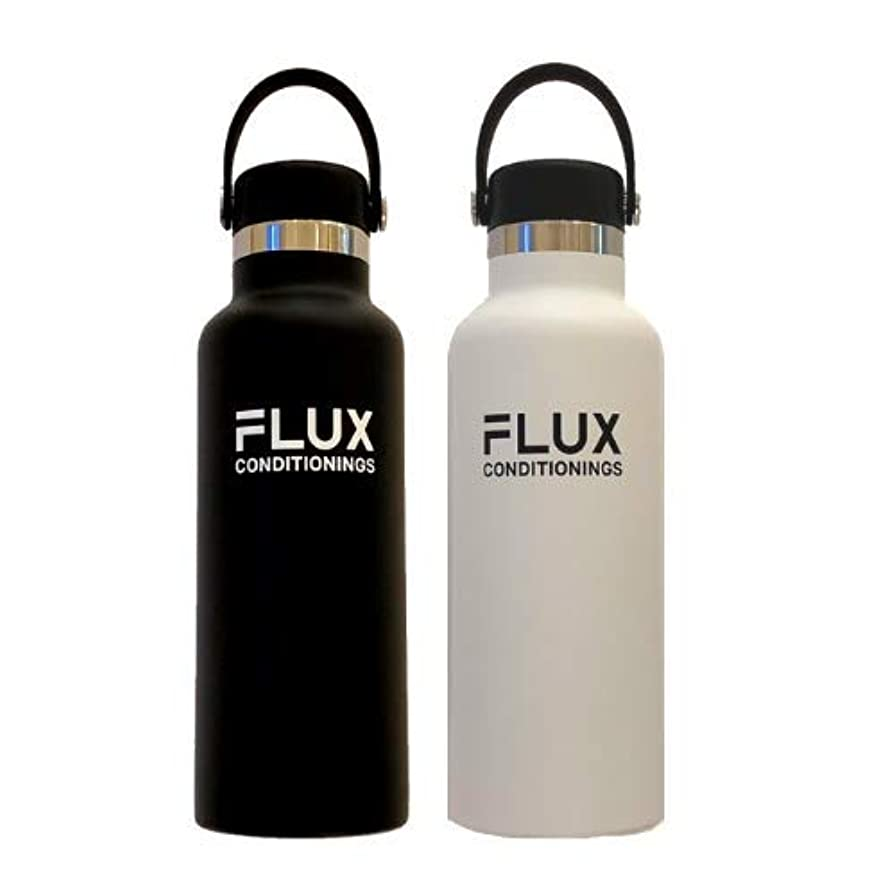 独特の環境テント【フラックスオリジナル】ハイドロフラスコ)とのコラボ、おしゃれなボトル白(白)