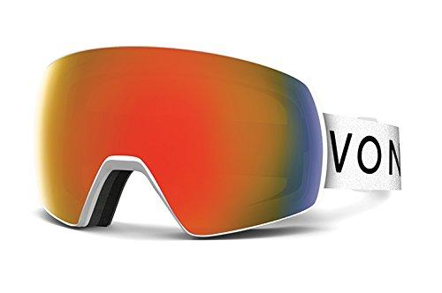 ボンジッパー ゴーグル サテライト ミラーレンズ レギュラーフィット VONZIPPER SATELLITE GMSNLSAT WFC スキー スノーボード スノボ