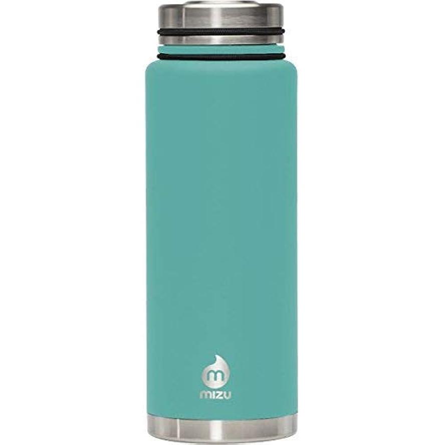 中庭発明する幸運Mizu v12 36oz水ボトルEnduroスペアミント、1サイズ