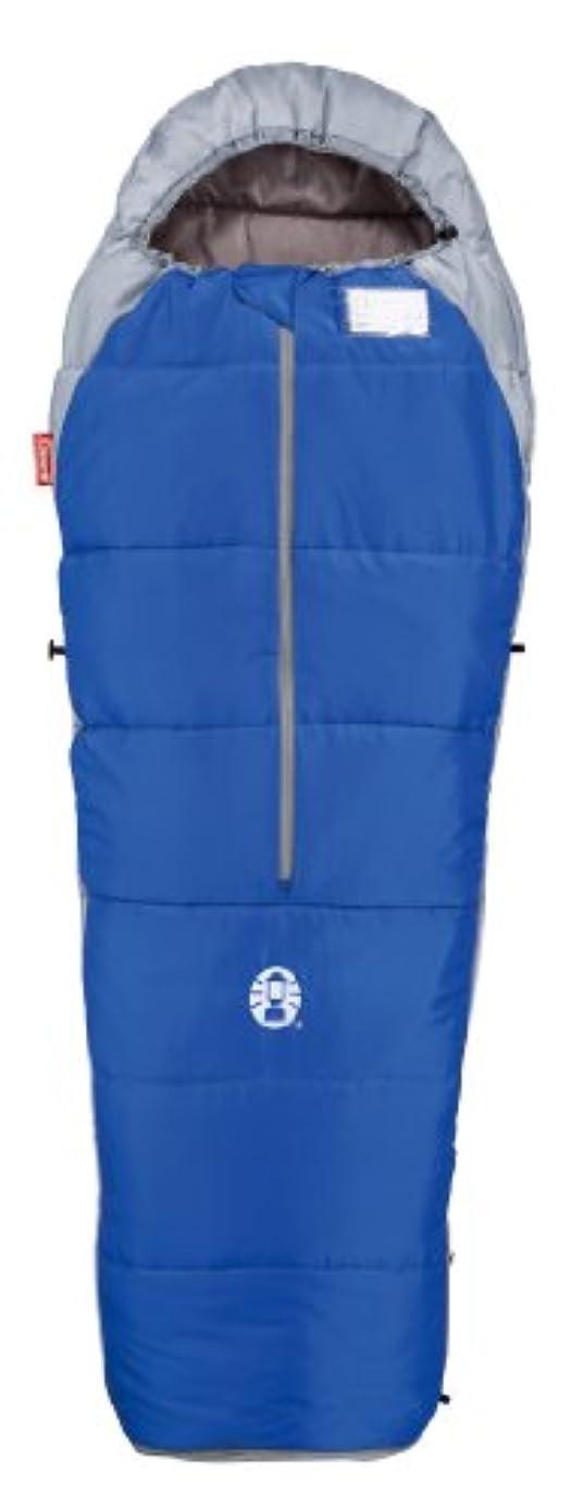 自信がある最後の疑問に思うコールマン 寝袋 スクールマミー2/C10 ブルー [使用可能温度10度] 2000010424
