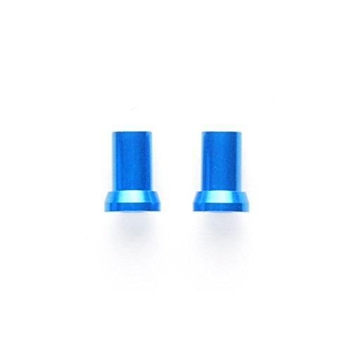 ホップアップオプションズ OP.1148 DB01 アルミステアリングポスト 54148