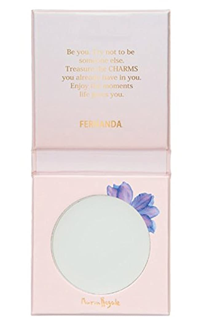 震え解決するオープナーFERNANDA(フェルナンダ) One Solid Perfume Maria Regale(ワンソリッド パフューム マリアリゲル)