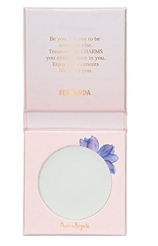政治薬用有害なFERNANDA(フェルナンダ) One Solid Perfume Maria Regale(ワンソリッド パフューム マリアリゲル)