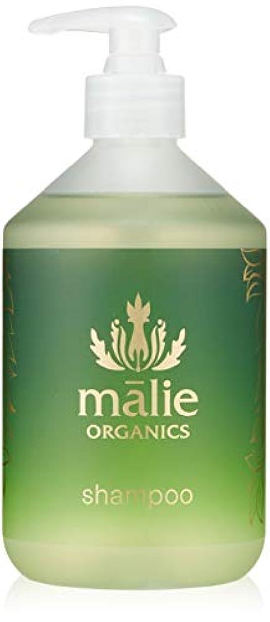 鎮静剤五十作動するMalie Organics(マリエオーガニクス) シャンプー コケエ 473ml