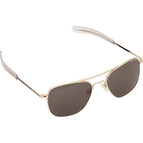 (ベンラス) BENRUS メンズ アクセサリー メガネ・サングラス Aviator Sunglasses - 55mm 並行輸入品