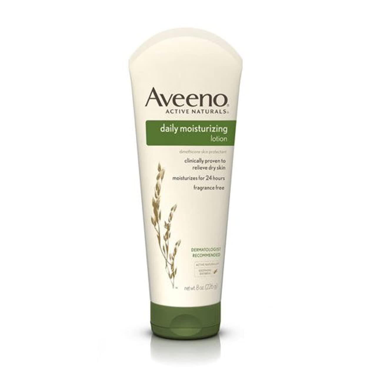 再生的公習字Aveeno Daily Moisturizing Lotion 200ml [並行輸入品]