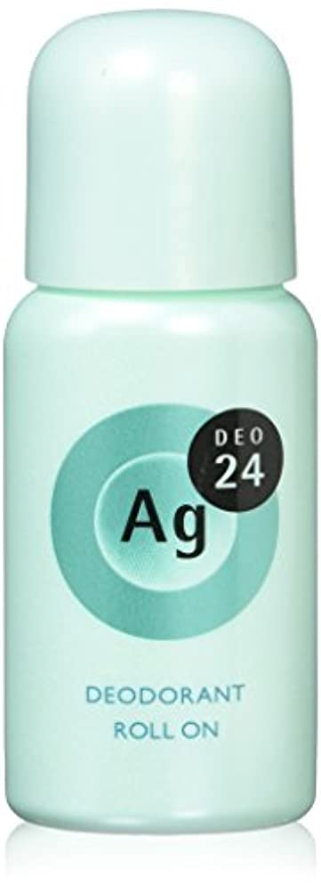 くるくる信頼ナンセンスエージーデオ24 デオドラントロールオン ベビーパウダーの香り 40ml (医薬部外品)