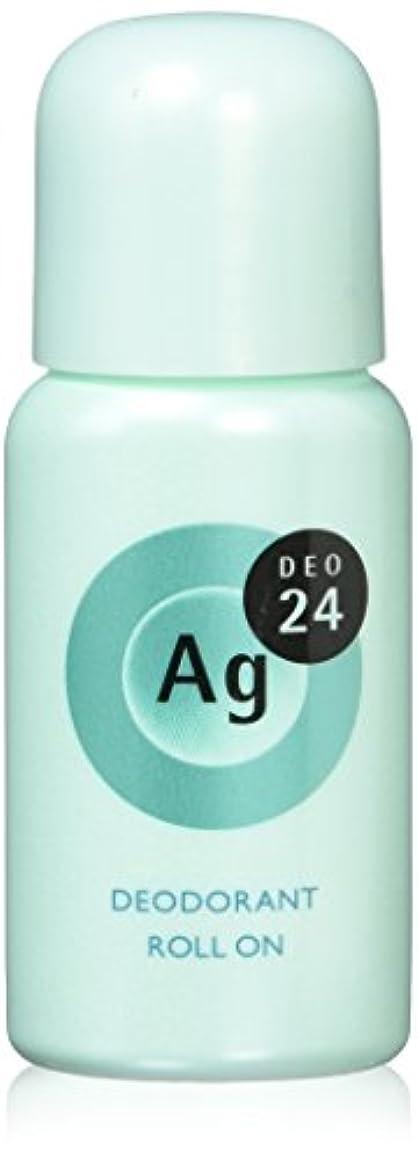 熱安心高価なエージーデオ24 デオドラントロールオン ベビーパウダーの香り 40ml (医薬部外品)