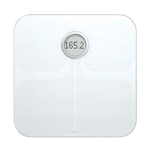 Fitbit(フィットビット) Aria Wi-Fi Smart Scale 多機能体重計 White [並行輸入品]