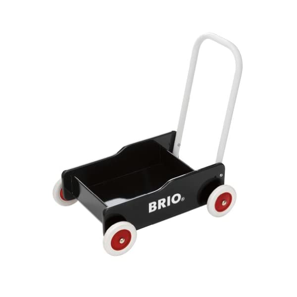 BRIO 手押し車 (ブラック) 31351の商品画像