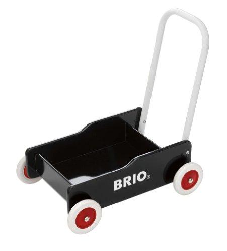 BRIO 手押し車 (ブラック) 31351
