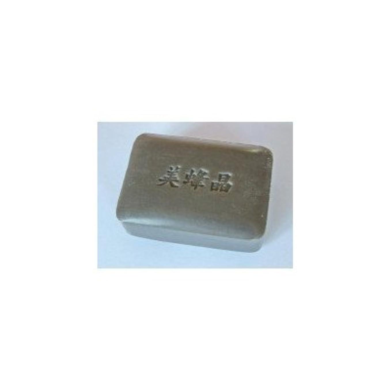 泥棒真実弁護人プロポリスエキス配合の洗顔用石鹸 鈴木養蜂場 プロポリス石鹸 美蜂晶100g 2個セット